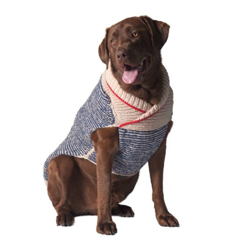Spencer Wool Dog Sweater