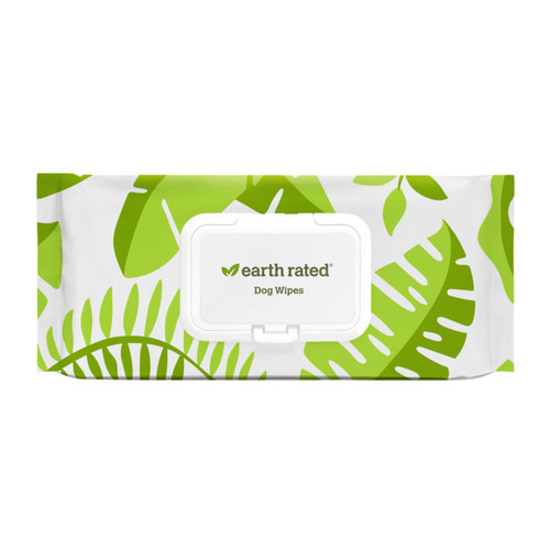 Earth Rated Unscented Wipes