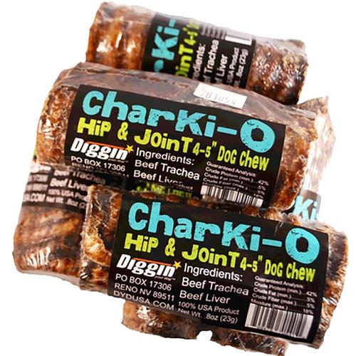 Charki O's Beef Trachea Chew 4-5 inch