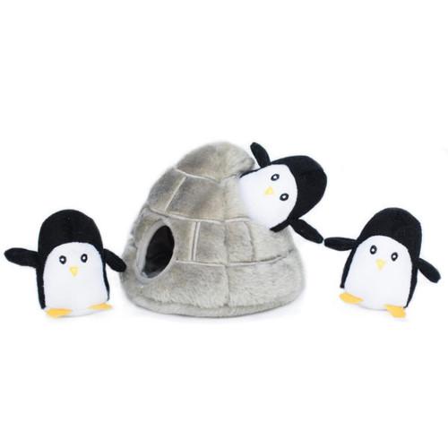 Burrow Penguin Cave