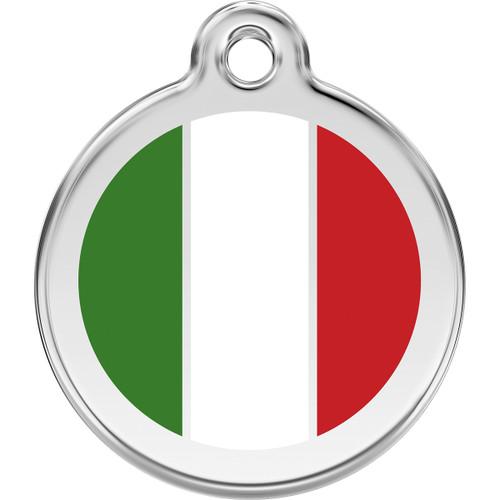 Red Dingo Enamel Italy