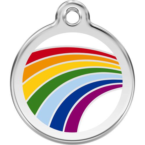 Red Dingo Enamel Rainbow