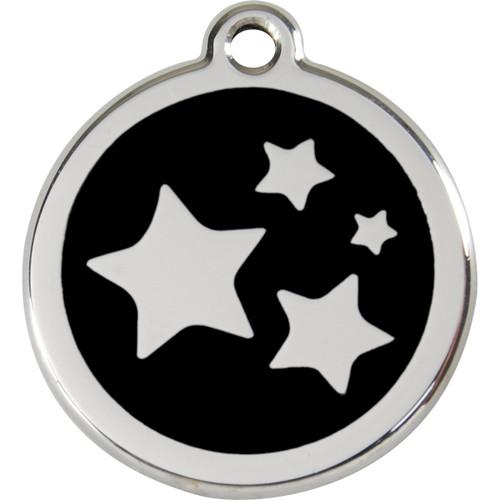 Red Dingo Enamel Stars