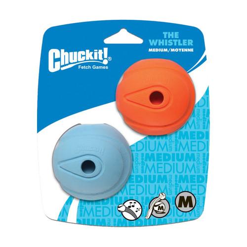 Chuck It Whistler Ball 2-pack