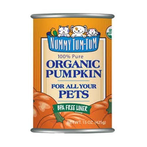 Nummy Tum Tum Organic Pumpkin