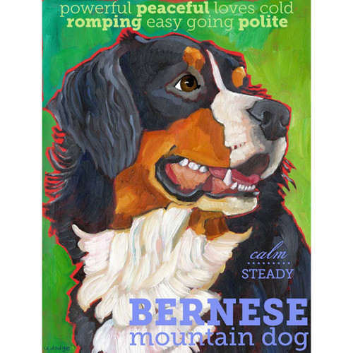 Ursula Dodge Bernese Mountain Dog