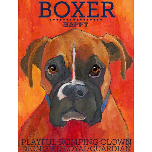 Ursula Dodge Boxer