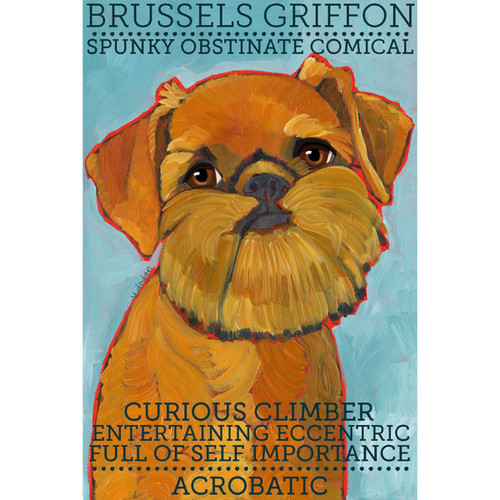Ursula Dodge Brussels Griffon