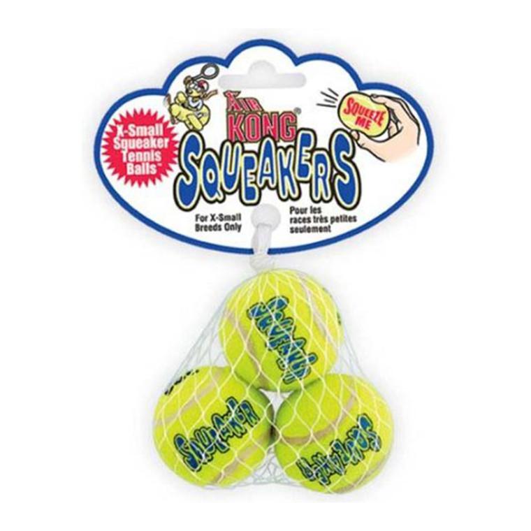 Kong AirDog Squeakair Balls