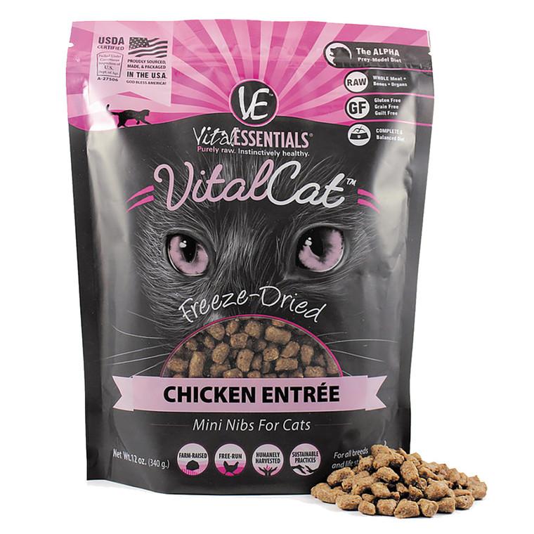 Vital Cat Freeze-Dried Cat Mini Nibs