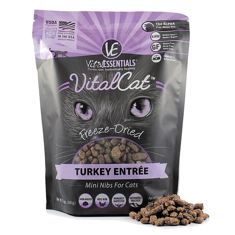 Vital Cat Freeze-Dried Turkey Mini Nibs