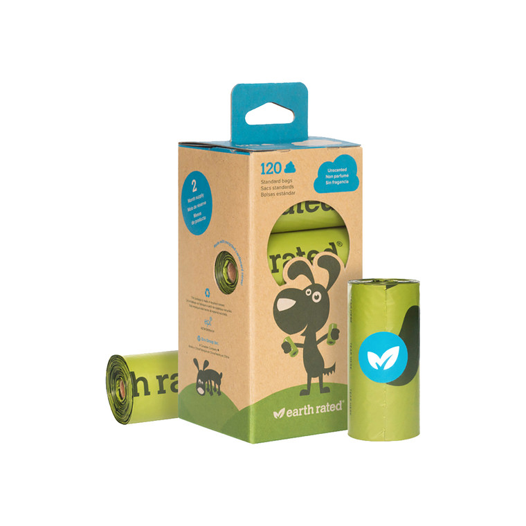 Earth Rated Unscented Poop Bags
