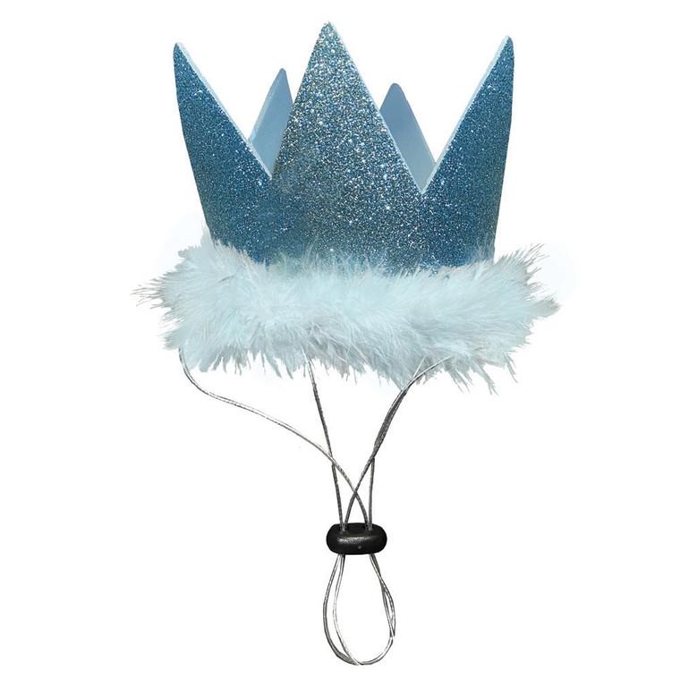 Party Crown Blue