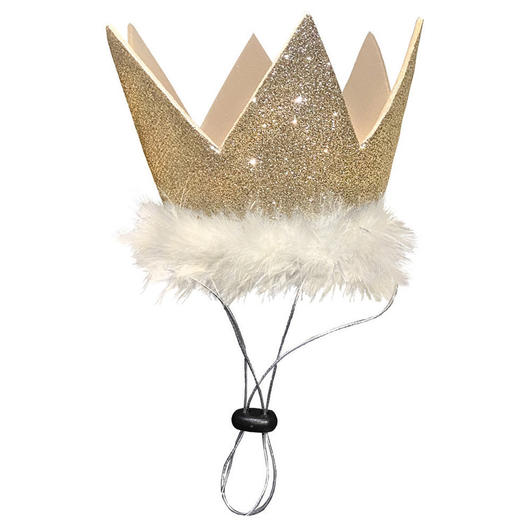 Party Crown Gold