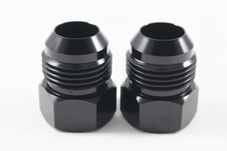 CTS-V ZL1 6.2L LSA Supercharger Coolant Line -12AN Adapter Fittings