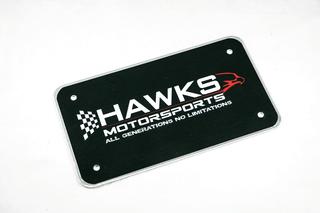 Hawks Motorsports Tool Box Magnet/Motorcycle Tag