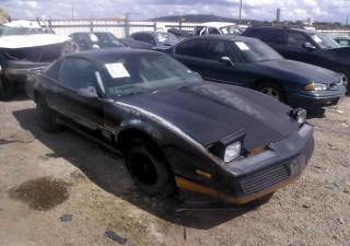 1983 Pontiac Trans Am Carb Automatic 50K