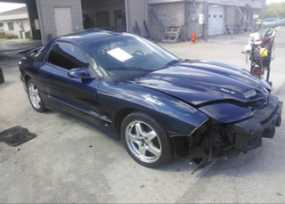 2001 Pontiac Trans Am WS6 LS1 V8 6-SPD