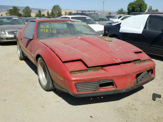 1983 Trans Am Carb V8 5-Speed 134K Miles