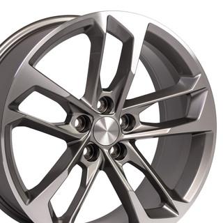 """2010-2018 Camaro/SS CV29 Replica Wheel 20""""x9.5"""" REAR ONLY, OE SOLD INDIVIDUALLY"""