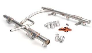 LS3/LS7/L76/L99 FAST Non-Billet Fuel Rail Kit