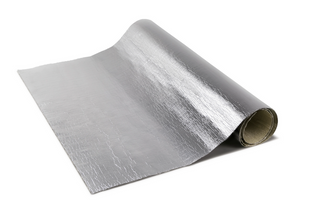 Heat Shield - Thermotic Aluminized Heat Barrier Adhesive Back