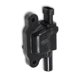 GM LS2/LS3/LS7 Engines Supercoil Ignition Coil, Black, Accel
