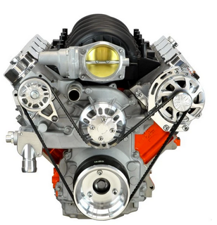 Chevy LS Victory Series Kit with Alternator