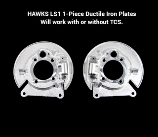 1998-02 Camaro/Firebird Hawks Motorsports LS1 Backing Plates
