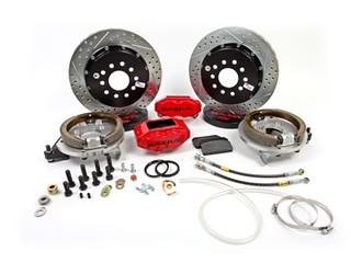 "1982-92 Camaro/Firebird 13"" Rear SS4+ Brake System w/Park Brake, BAER"