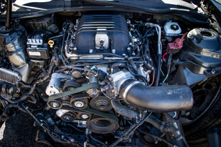 2012 Camaro ZL1 48K Miles LSA Supercharged Engine w/ Automatic Transmission