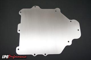 1993-2002 GM F-Body HVAC Aluminum Delete Panel, UMI