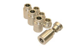 Off-Set Bushings for Double Adjustable Rear Control Arms, UMI