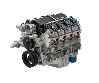 LS7 7.0L 570HP Wet Sump Crate Engine, GM Performance