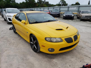 2005 PONTIAC GTO LS2 V8 Automatic 154K miles