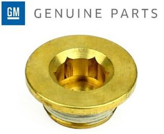 1997-2015 Gen III/IV LS Engine Coolant Drain Port Plug, GM