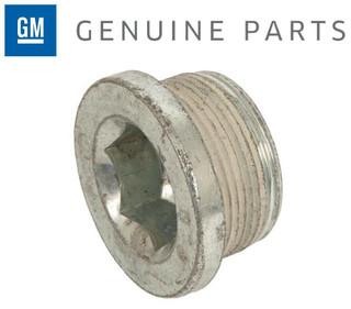 GEN V LT SERIES Engine Coolant Drain Port Plug, GM