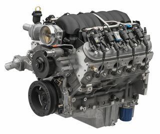 LS3 6.2L 495hp Crate Engine, GM Performance