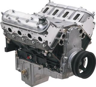 LS 6.0L 450hp 24x Long Block Crate Engine, GM Performance