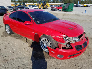 2005 PONTIAC GTO LS2 V8 6-Speed 89K Miles