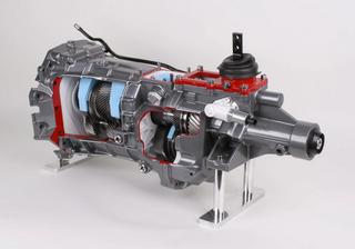 GM Magnum 6-Speed Wide Ratio Rear-Wheel Drive Manual Transmission, TREMEC