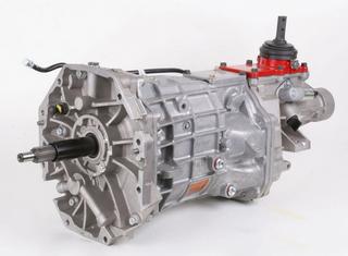 GM Magnum 6-Speed Rear-Wheel Drive Manual Transmission, TREMEC