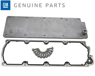 GEN IV L92 4.8/5.3/6.0 Non AFM/DOD Oil Valley Cover Block Off Plate, GM