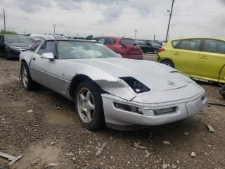 1996 CHEVROLET Corvette LT4 6-Spd 97K Miles