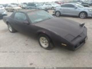 1982 Pontiac Firebird SE 2.8L V6 CARB 102K Miles