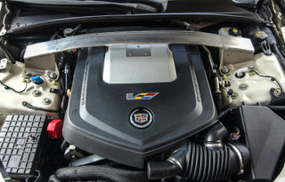 2013 Cadillac CTS-V 102K Miles LSA Supercharged Engine w/6L90 6-Speed Automatic Trans.