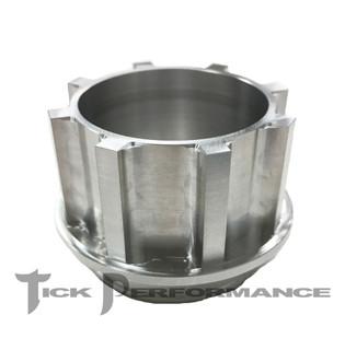 TR6060 TICKshift Billet Release Bearing Support for LS Clutch Slave Cylinders