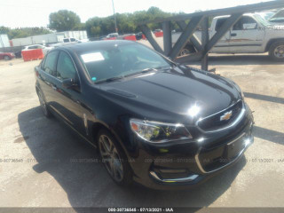 2016 Chevy SS LS3 V8 Automatic 22K Miles