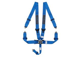 """Corbeau 3"""" Harness Seat Belt, 5 point Camlock Bolt In"""