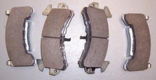 2004 GTO Front Brake Pads, HPS Brake Pads, Hawk